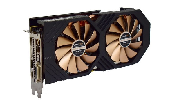 Sondereditionen: XFX RX 590 Fatboy