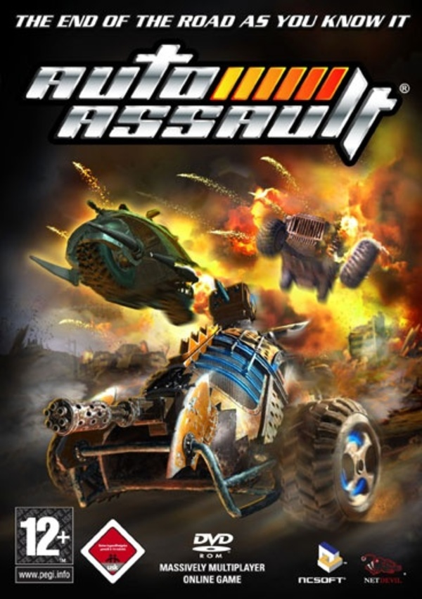 Cover zu Auto Assault