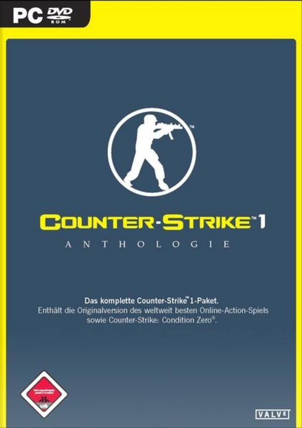 Cover zu Counter-Strike 1: Anthology