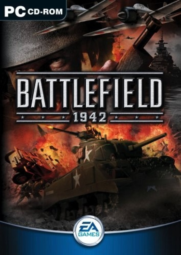 Cover zu Battlefield 1942