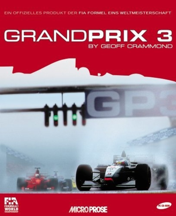 Cover zu Grand Prix 3