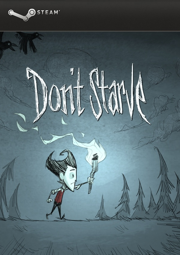 Cover zu Don't Starve