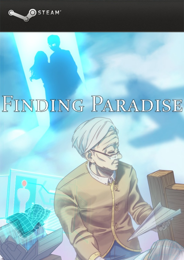 Cover zu Finding Paradise