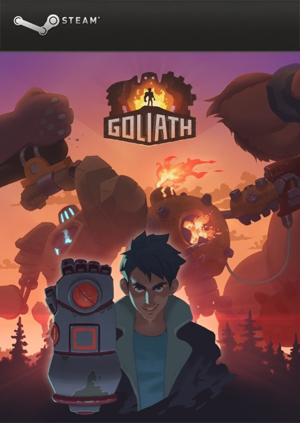 Cover zu Goliath