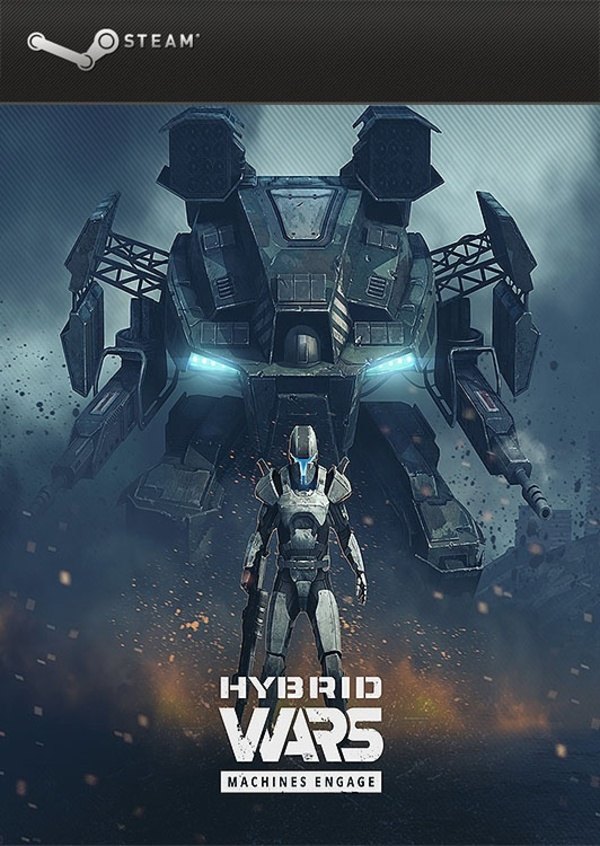 Cover zu Hybrid Wars