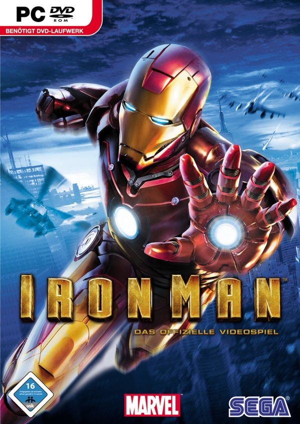 Cover zu Iron Man