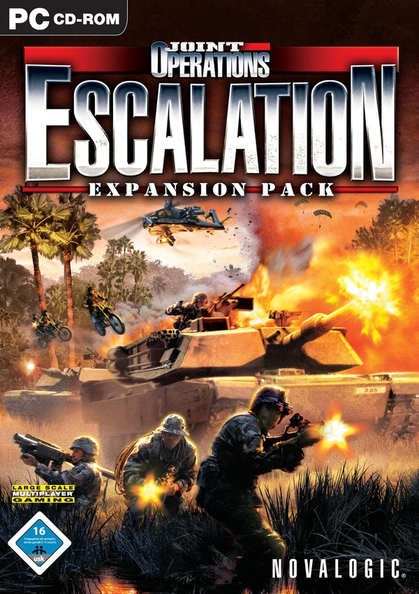 Cover zu Joint Operations: Escalation