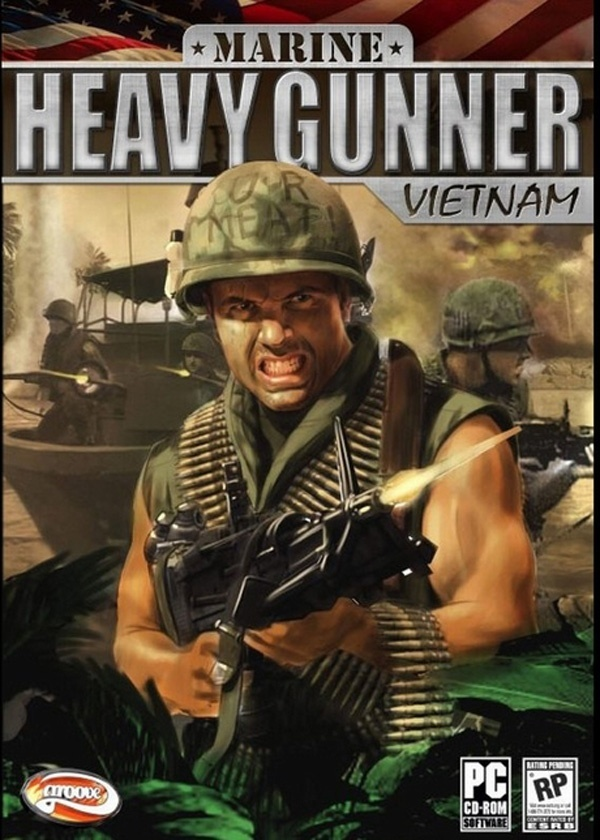 Cover zu Heavy Gunner