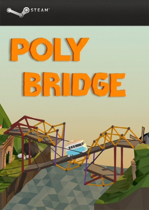 Cover zu Poly Bridge
