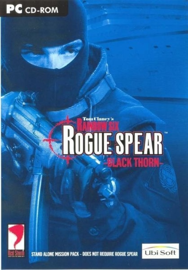 Cover zu Rainbow Six: Rogue Spear - Black Thorn