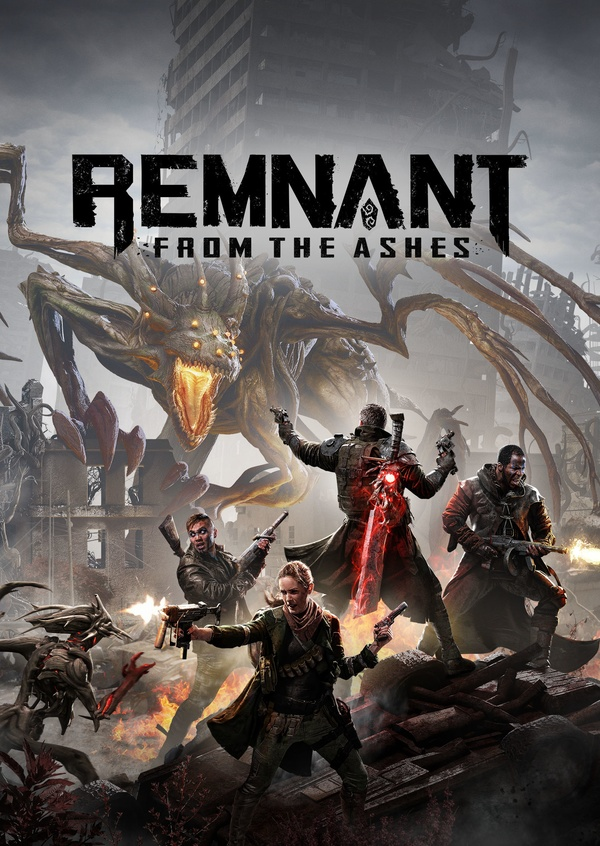 Cover zu Remnant: From the Ashes