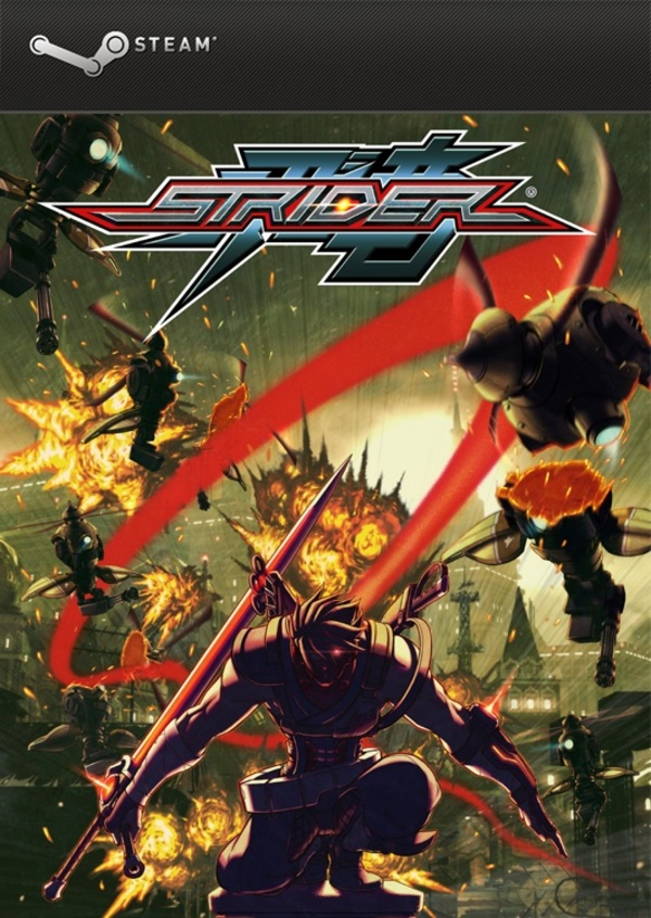 Cover zu Strider