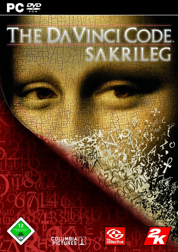 Cover zu The Da Vinci Code: Sakrileg