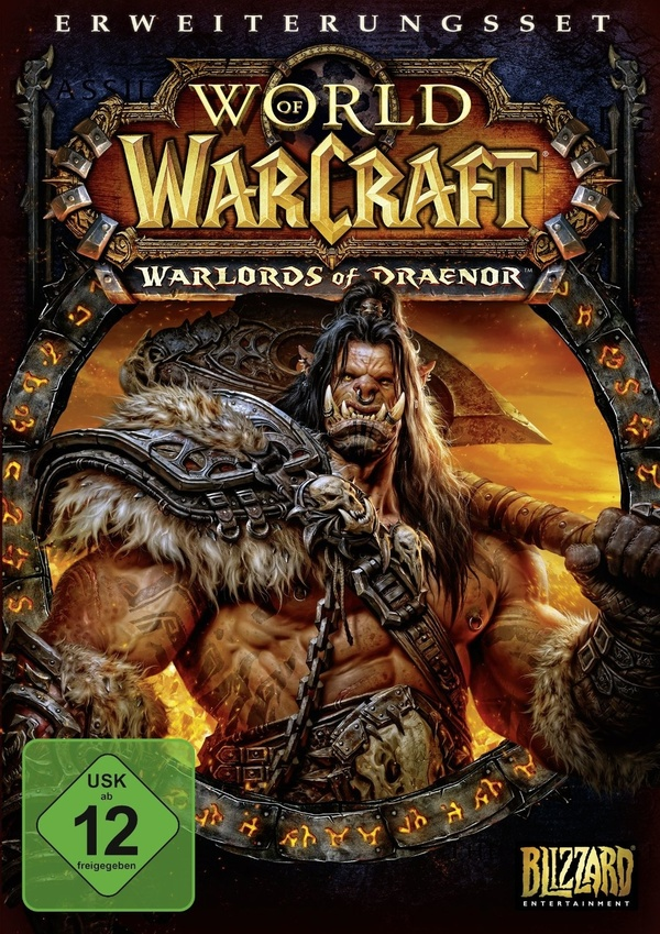 Cover zu World of Warcraft: Warlords of Draenor