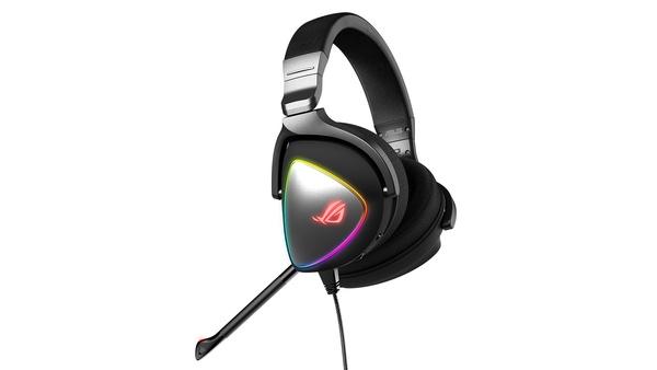 Asus ROG Delta im Test - Headset mit vier Digital-Analog-Wandlern