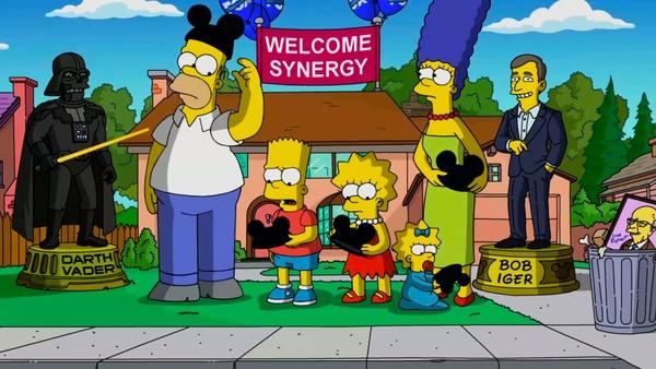 Abgeschnittene Sofa-Gags - Simpsons bei Disney+ ab 2020 im 4:3-Format