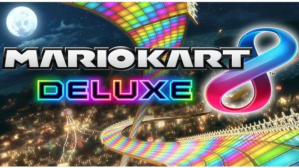 Nintendo Switch Mario Kart 8 Deluxe Edition im Angebot bei Saturn