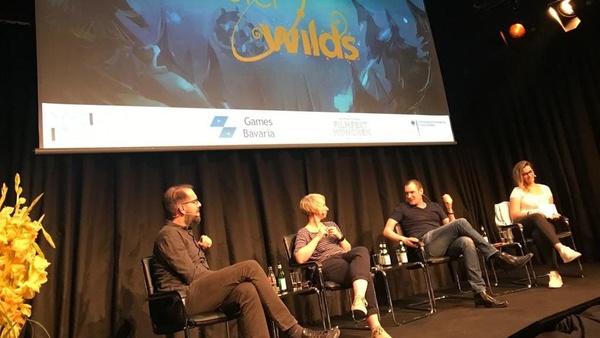 Das Quartett der Spielekultur - Auch auf der gamescom 2019