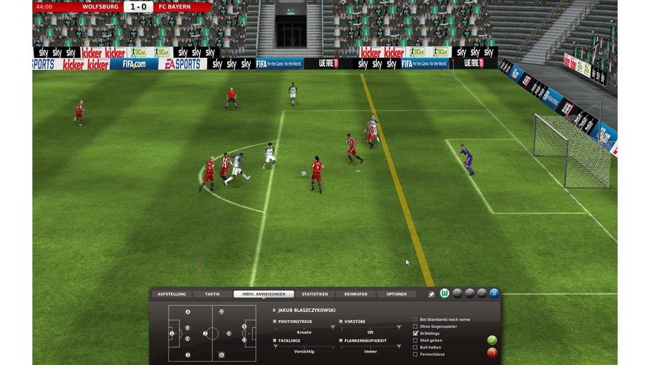 Fußball Manager Spiele