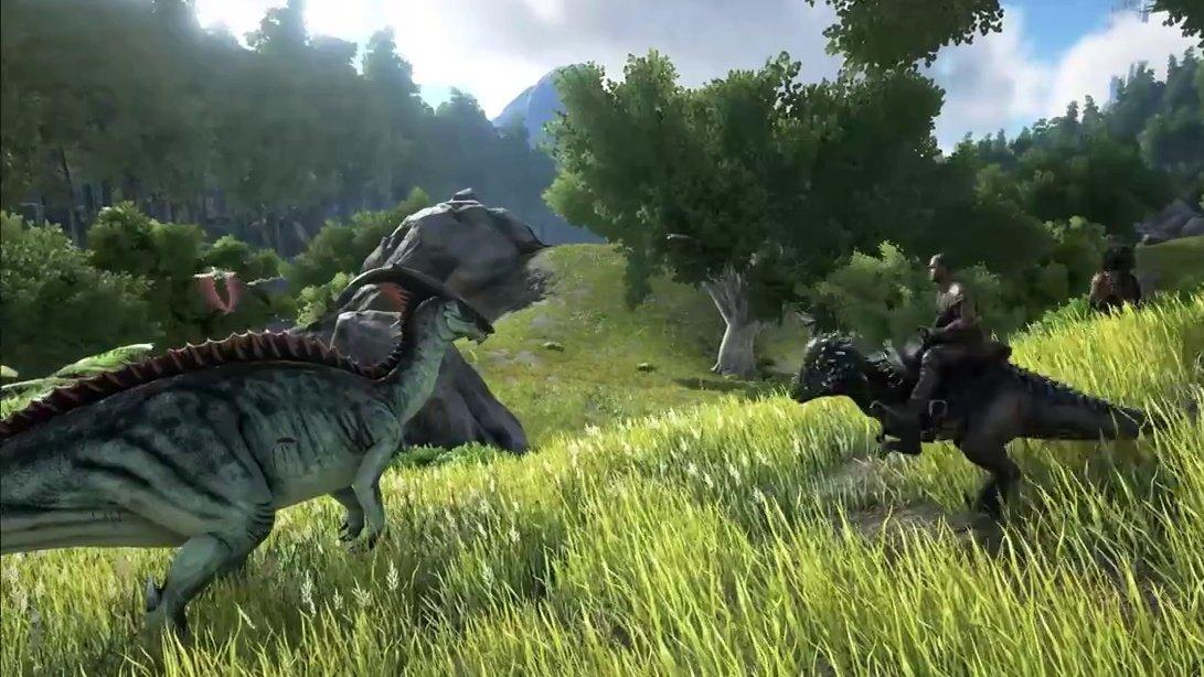 Ark Survival Evolved Neues Update Bringt Dickschädel