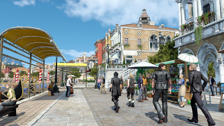 Final Fantasy Crossplay Nur Für PCVersion Aus Dem Windows Store - Minecraft ps4 pc zusammen spielen