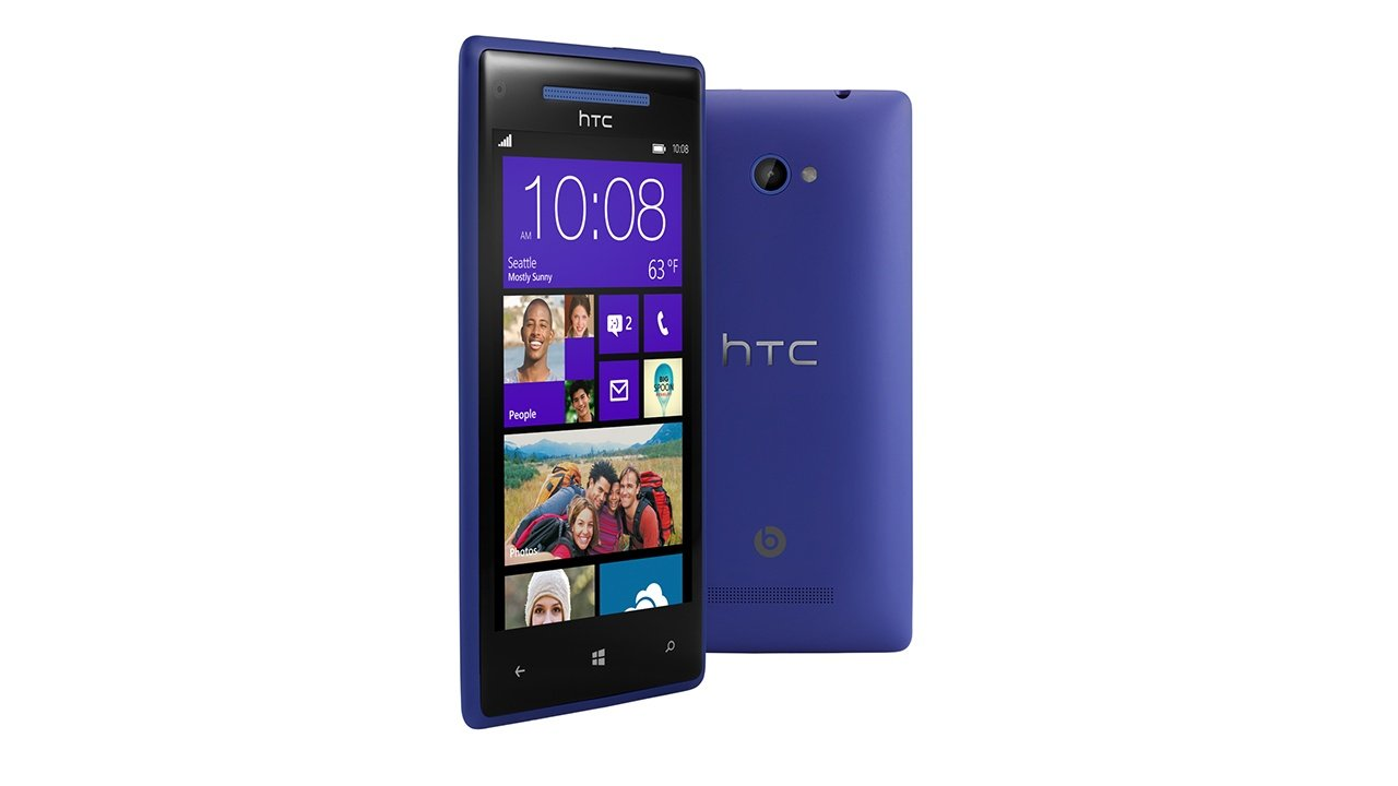 HTC 8 X – high-end Smartphone with Windows phone 8
