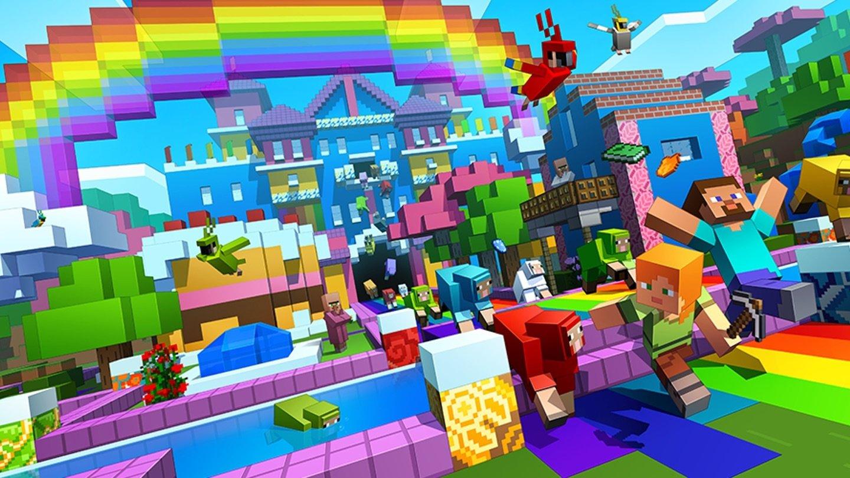 Minecraft PCVersion Update World Of Colors Veröffentlicht - Minecraft pc spiele
