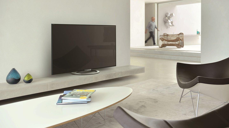 sony bravia kdl 47w805a 47 zoll fernseher mit toller. Black Bedroom Furniture Sets. Home Design Ideas