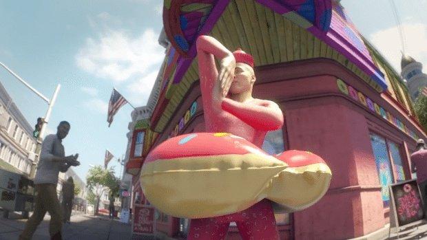 Watch Dogs 2 - Patch 1 06 sorgt für weniger »Donut-Menschen«