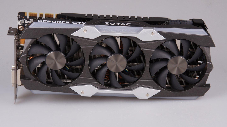 Kết quả hình ảnh cho đánh giá Zotac GTX1080Ti 11G GDDR5X AMP Edition