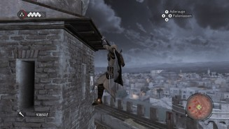 Assassins Creed: Brotherhood... Brotherhood vermischt wie gehabt akrobatische, flüssig animierte Kletterpartien ...