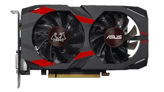 ASUS Geforce GTX 1050 Cerberus OC 2 GB