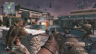 Call of Duty: Black Ops - Escalation-DLC: Screenshot von der Map Hotel