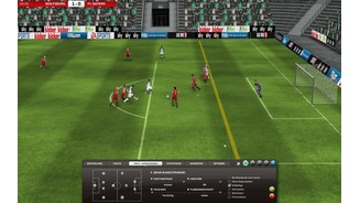 <b>Fussball Manager 11</b><br>Screenshots aus der PC-Test-Version.