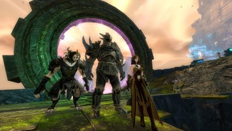Guild Wars 2 - Screenshots aus dem Fraktur-Update
