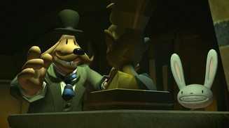 Sam & Max: The Tomb of Sammun-Mak