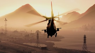 Screenshots der Grafikmod GTA 5 Redux