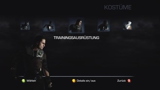 Star Wars: The Force Unleashed 2Freispielbares Outfit: Trainingsausrüstung