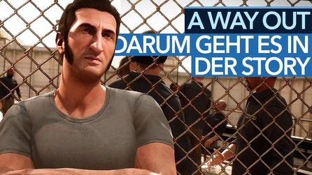 A Way Out Gamestar