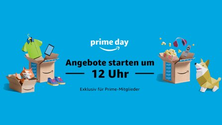 Die Highlights am Amazon Prime Day - God of War für 29,99€, Honor 7X für 179€
