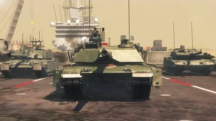 Armored Warfare - Release-Trailer zu Global Operations und Patch 0.18