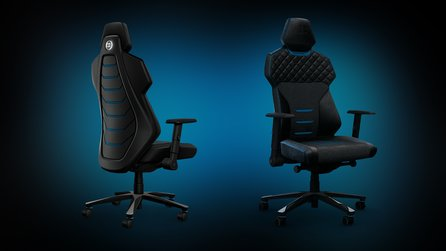 Backforce One im Test - Gaming-Chair aus Deutschland mit LED-Akzent