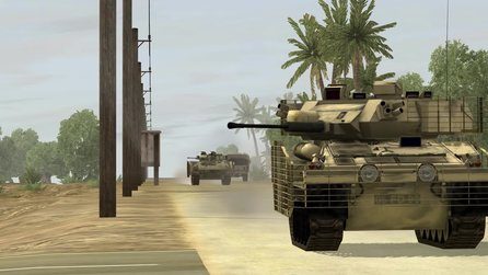Battlefield 2: Project Reality - Trailer: Mod-Update 1.4 bringt Falklandkrieg