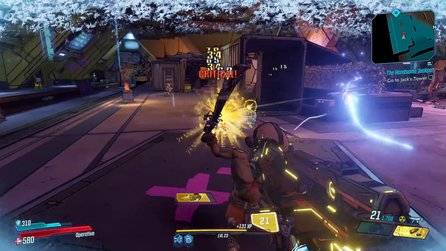 Borderlands 3 - 13 Minuten Gameplay aus dem kommenden DLC Moxxi's Heist of The Handsome Jackpot