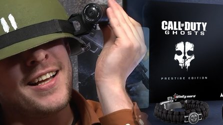 Call of Duty: Ghosts - Boxenstopp zur Prestige-Edition mit Helmkamera