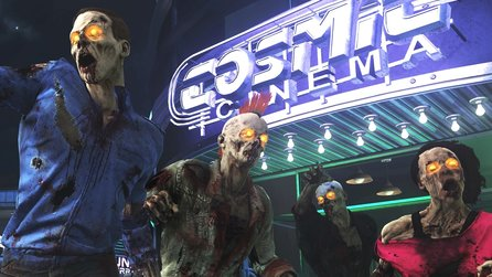 Call of Duty: Infinite Warfare - Erster Trailer zum Koop: Zombies in Spaceland
