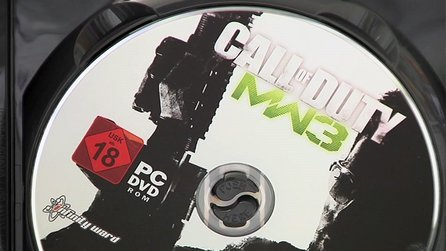 Call of Duty: Modern Warfare 3 - Boxenstopp-Video zu allen Versionen und Plattformen
