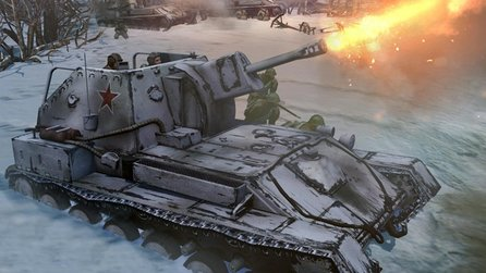 Company of Heroes 2 - DLC-Trailer zur Erweiterung »Victory at Stalingrad«