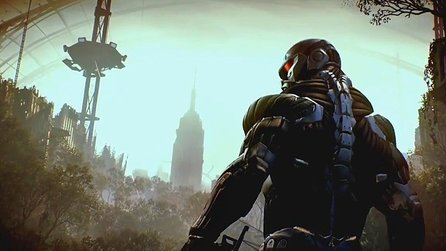 Crysis 3 - Gameplay-Trailer zum Dschungel-Shooter