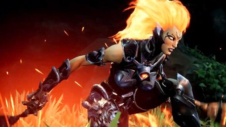Darksiders 3 - Gameplay-Trailer: Darksiders 3 brennt ein Action-Feuerwerk ab